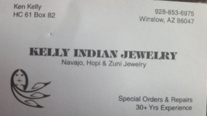 Kelly Indian Jewelry